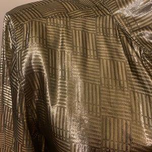 Dior Tops - CHRISTIAN DIOR CHEMISES GOLDEN SHIRT